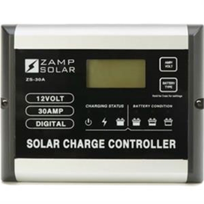 Picture of Zamp Solar  30 Amp Controller ZS-30A 19-2579