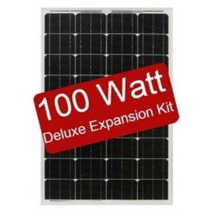 Picture of Zamp Solar  100W 5.6A Expansion Solar Kit ZS-EX-100-DX 19-2769