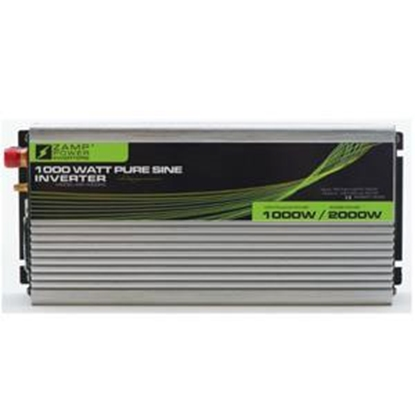 Picture of Zamp Solar  1000W 1A Inverter ZP-1000PS 19-2788