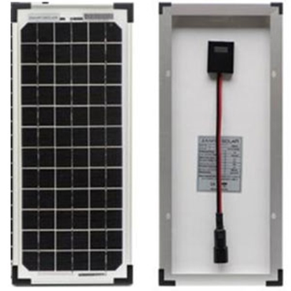 Picture of Zamp Solar  10W 0.6A Portable Solar Kit ZS-10-PP 19-2832