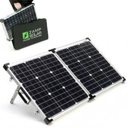Picture of Zamp Solar  160W 8.9A Portable Solar Kit ZS-160-P 19-2905