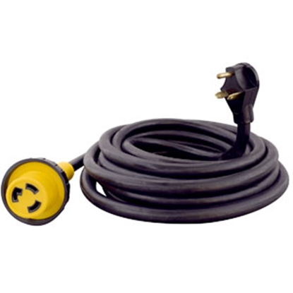 Picture of Mighty Cord  25' 30A Extension Cord A10-3025EDBK 19-2949