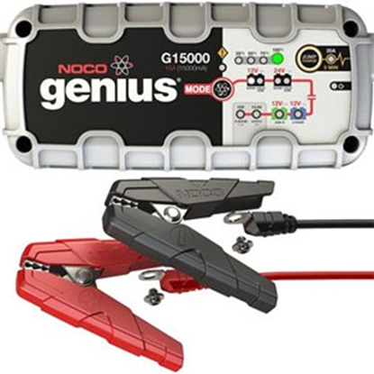 Picture of Noco  120V 15A Battery Charger G15000 19-2963