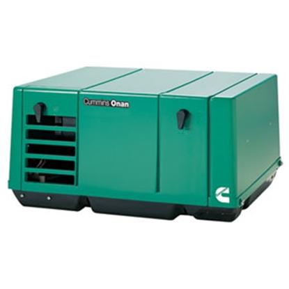 Picture of Cummins Onan Quiet Gasoline (TM) 4000W Gasoline Generator 4.0KY-FA/26100 19-3015