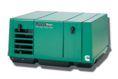 Picture of Cummins Onan  4000W Gasoline CARB Compliant Generator 4.0KY-FA/6747 19-3221