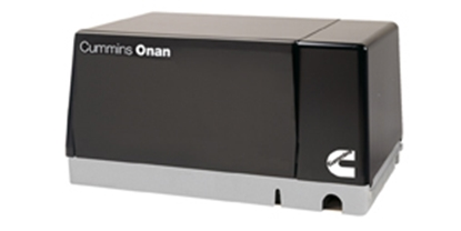 Picture of Cummins Onan Quiet Gasoline (TM) 5500W Gasoline CARB Compliant Generator 5.5HGJAB-6755 19-3222