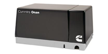 Picture of Cummins Onan Quiet Gasoline (TM) 7000W Gasoline CARB Compliant Generator 7.0HGJAB-6756 19-3223