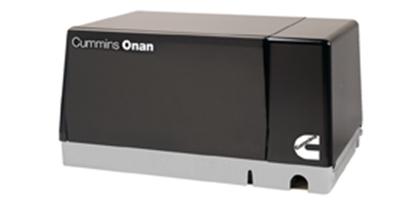 Picture of Cummins Onan Quiet Gasoline (TM) 5500W LP Vapor Generator 5.5HGJAB-1119 19-3235