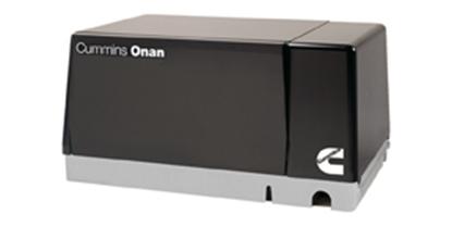 Picture of Cummins Onan Quiet Gasoline (TM) 6500W LP Vapor Generator 6.5HGJAB-904 19-3239