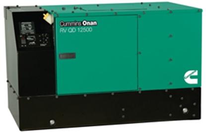 Picture of Cummins Onan  12.5 Kw Diesel Generator 12.5HDKCB-11506 19-3264