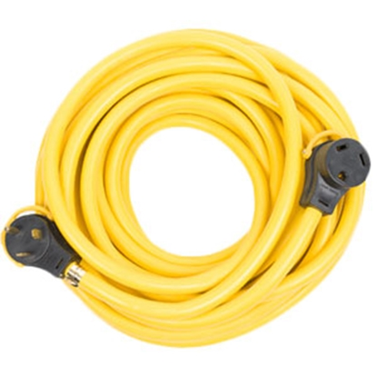 Picture of Arcon  50' 30A Extension Cord w/Easy Grip Foldable Handle 11534 19-3316