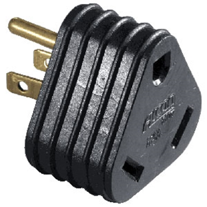 "Picture of Arcon  18"" 50A Pigtail Power Cord Adapter 13993 19-3348"