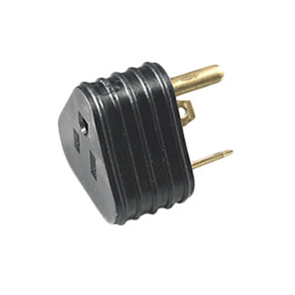 "Picture of Arcon  12"" 30F/15M Pigtail Power Cord Adapter 14053 19-3351"