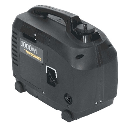 Picture of Powerhouse Wi Series 1000W Gasoline Recoil Start Inverter Generator 61356 19-3386