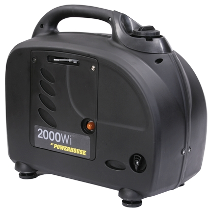 Picture of Powerhouse Wi Series 2000W Gasoline Recoil Start Inverter Generator 60376 19-3387
