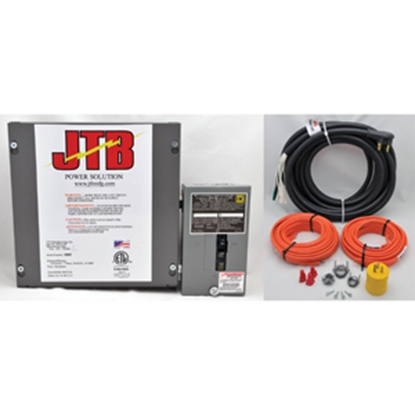Picture of JTB Systems  System Box w/ Install Kit 2010-100KIT 19-3395