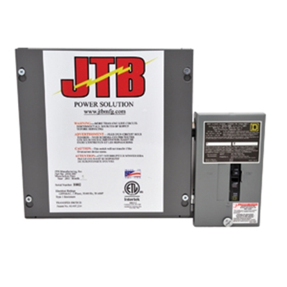 Picture of JTB Systems  System Box Only 2010-100 19-3396