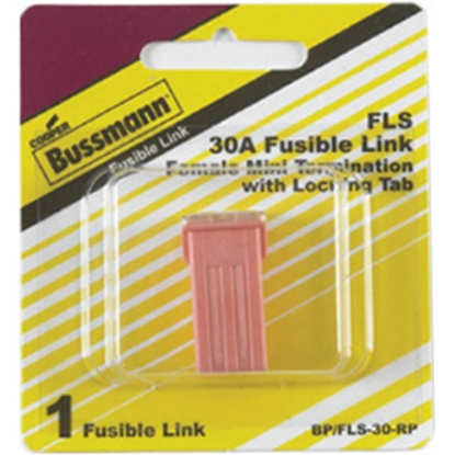Picture of Bussman FL Series 30A FLS Miniature Female Fuse BP/FLS-30-RP 19-3434