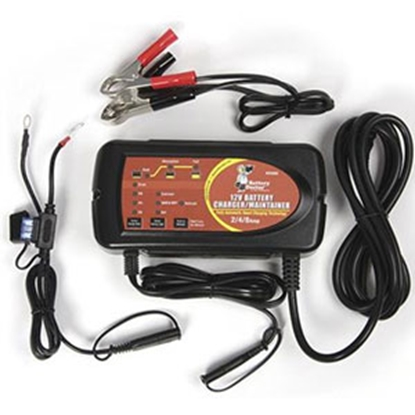 Picture of Battery Doctor Battery Doc (R) 6-Stage Automatic Battery Charger 20085 19-3513