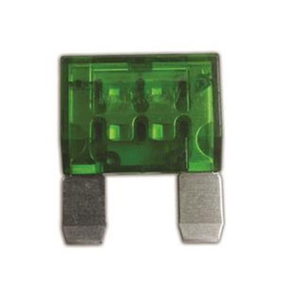 Picture of Battery Doctor  20A Maxi Yellow Blade Fuse 24520 19-3588