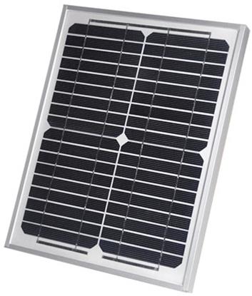 Picture of Sunforce  10 Watt Crystalline Solar Panel 38001 19-3899