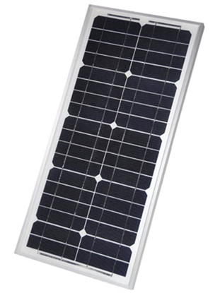 Picture of Sunforce  20 Watt Crystalline Solar Panel 38002 19-3900