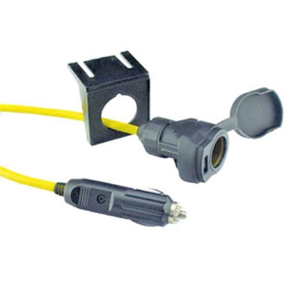 Picture of Prime Products  10' Cigarette Lighter Extension Cord 08-0920 19-4033