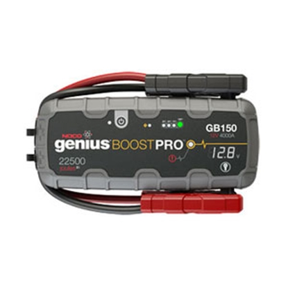 Picture of Noco Boost Pro 4000A Battery Jump Starter w/LED Lights GB150 19-4166