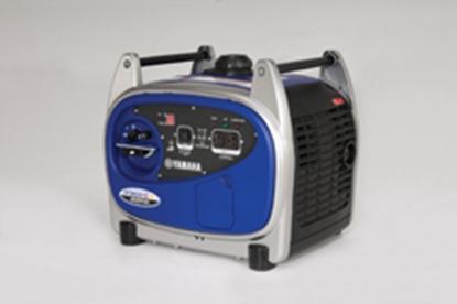 Picture of Yamaha  2400W Gasoline Inverter Generator EF2400ISHC 19-4503
