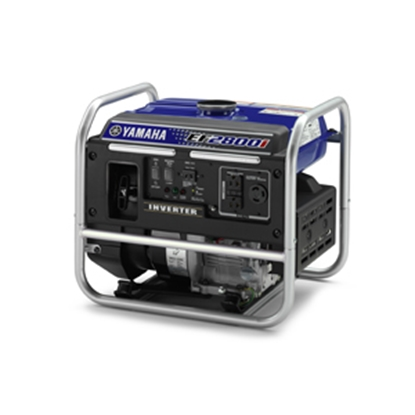 Picture of Yamaha  2800W Gasoline Recoil Start Inverter Generator EF2800IQ 19-4515