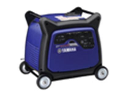 Picture of Yamaha  6300W Gasoline Electric Start Inverter Generator EF6300ISDE 19-4527