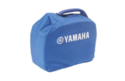 Picture of Yamaha  Blue Generator Cover w/Logo For Yamaha EF1000iS ACCGNCVR1001 19-4530