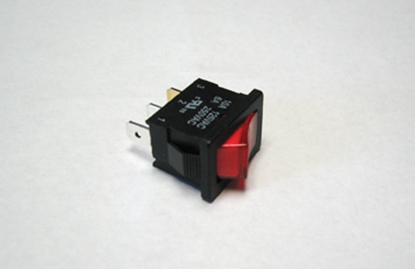 Picture of KIB  Water Pump Switch w/ Red Light SWOKLED1 19-4625
