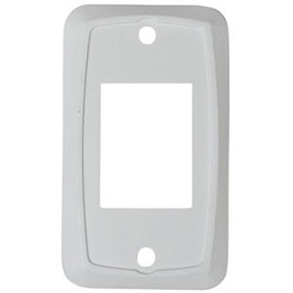 Picture of Diamond Group  1-Piece White Switch Plate Cover P6601C 19-5033