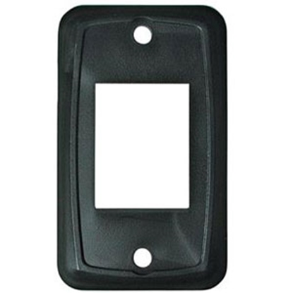 Picture of Diamond Group  1-Piece Black Switch Plate Cover P6615C 19-5034