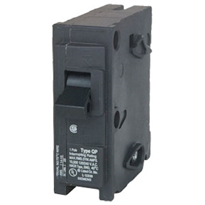 Picture of Wesco  15A Single Pole Manual Reset Circuit Breaker 78364314818 19-6026