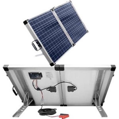Picture of Samlex Solar  90W 5.16A Portable Solar Kit MSK-90 19-6427