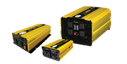 Picture of GoPower!  175W Modified Sine Wave Inverter GP-175 19-6632