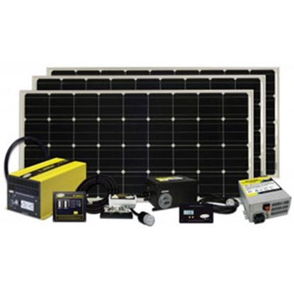 Picture of GoPower!  80-480W 30A Battery Charger Controller for Solar 12 Volt GP-PWM-30 19-6858