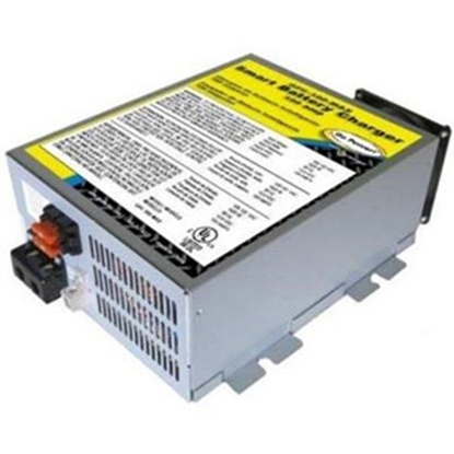 Picture of GoPower!  105-135V 4-Stage 75A Bank Battery Charger GPC-75-MAX 19-6862