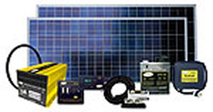 Picture of GoPower!  320 Watt Solar Kit SOLAR ELITE 19-8110