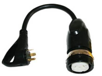 Picture of Furrion  50F/30M Pigtail Power Cord Adapter 381649 19-8167