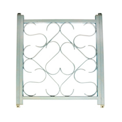 Picture of Camco  White Deluxe Screen Door Grille 43997 20-0089