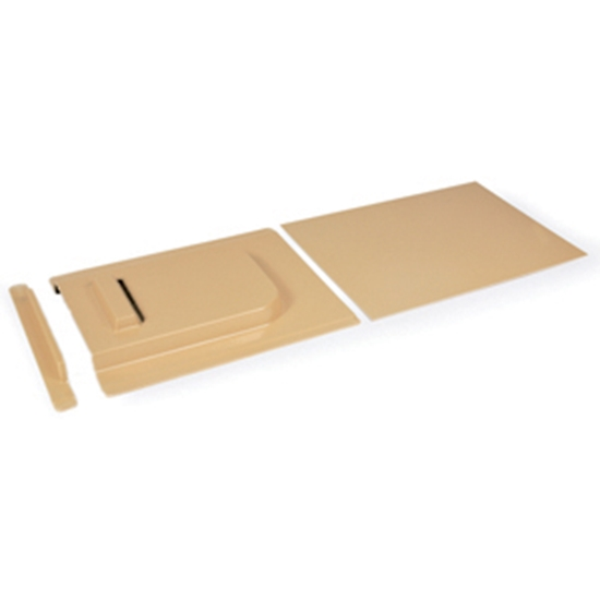 Camco Beige 9 High Screen Door Slide Set 45602 20 0106