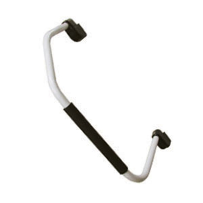 "Picture of ITC Stow & Go (TM) 27-1/4"" Black Stainless Steel Grab Handle 86472-B/B 20-0160"