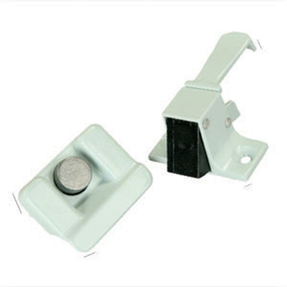 Picture of JR Products  Coleman Non-Locking Screen Door Latch 10795 20-0238