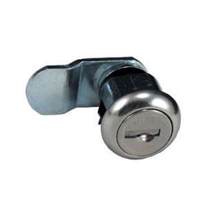 "Picture of JR Products  1-1/8"" Standard Key Hatch Cam Lock 00100 20-0449"