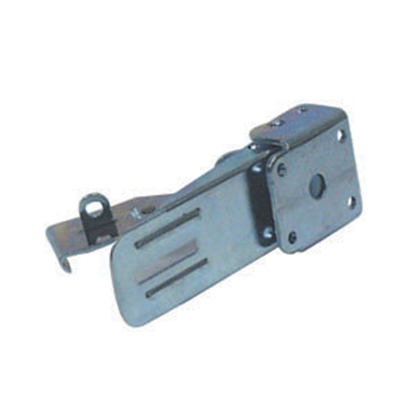 Picture of AP Products  Zinc Lockable Entry Door Latch 013-055 20-0476