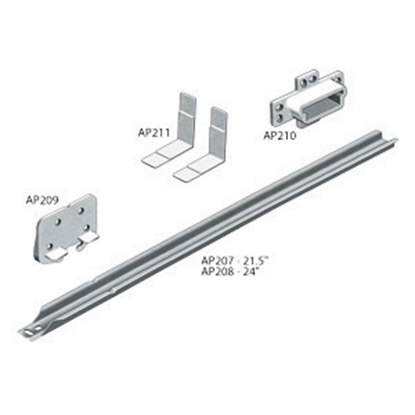 "Picture of AP Products  Single 24"" Drawer Slide 013-212 20-0582"