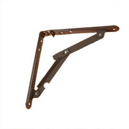 "Picture of RV Designer  2-Pack 8"" x 8"" Folding Shelf Bracket H505 20-0603"